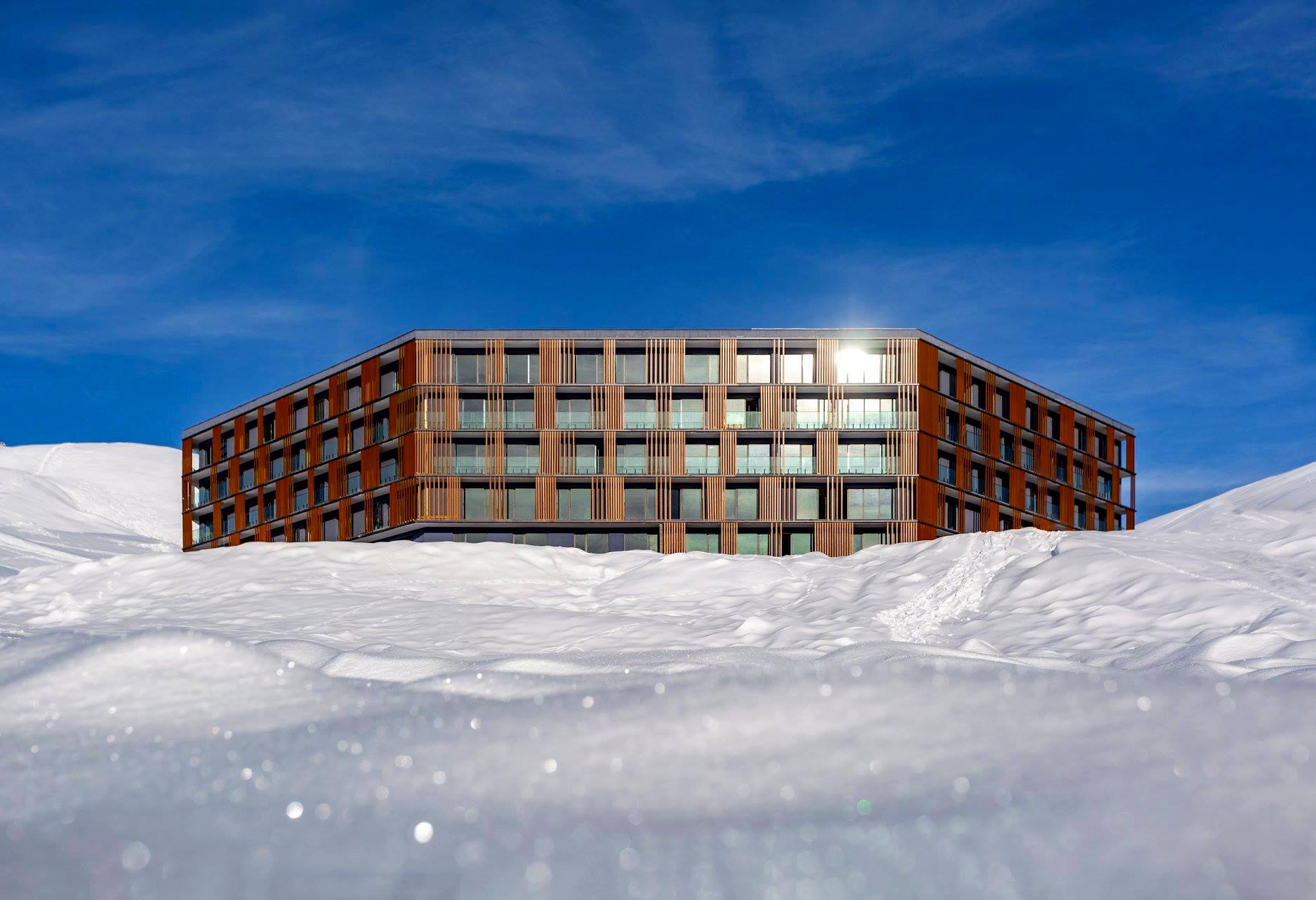 Gudauri Atrium Apart Hotel